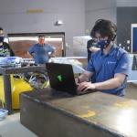 Automated Pressure Regulation System for SAM at Biosphere 2